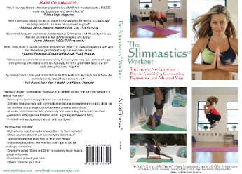 Slimnastics Book and DVD