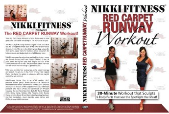 Red Carpet Runway Workout