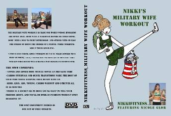 Fitness DVD Created for Military Spouses